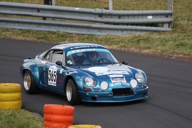 Alpine A110 SC