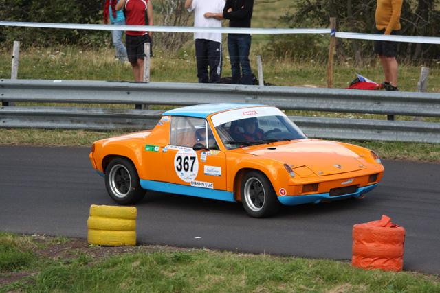 Porsche 914 6 GT